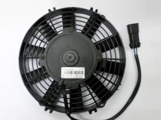 "EF9632 - ELECTRIC FAN SPAL 9"" PUSHER 24V - STRAIGHT BLADE"