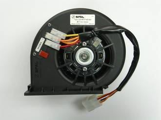 BLOWER ASSEMBLY SPAL SINGLE 24V CW 3 SPEED (EM2457)