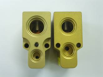 TX VALVE BLOCK VW GOLF III, PASSAT, POLO (TX9943)