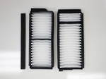 CABIN FILTER MAZDA 3 04 - 09 BK SERIES OE# BP8P61J6X 2PC