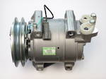 COMP HITACHI KENKI ZX200 24V 1B 115mm CLUTCH DKS15D  (CM9332)