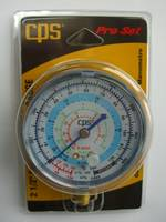 GAUGE CPS BLUE LOW PRESSURE R134A (TO4210)